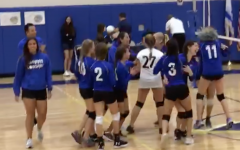 Aiming for the Stars: Cushman Volleyball