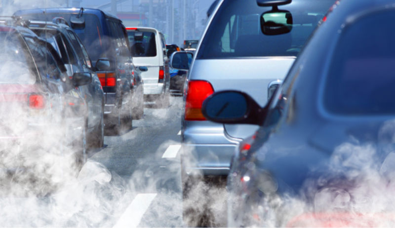 Cars are one of the main sources of Air Pollution. We need to save the world!