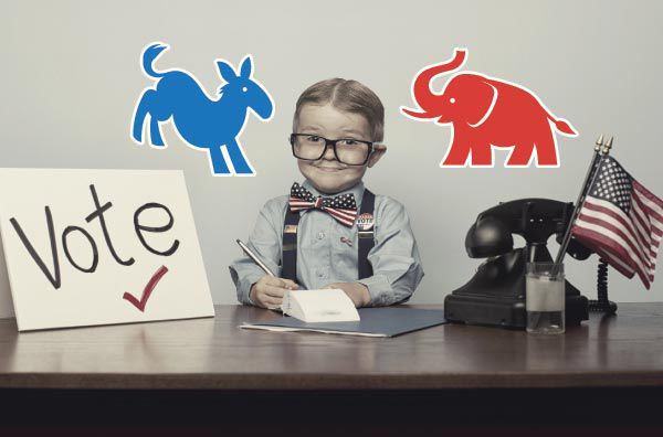If Kids Could Vote: Who Would you Vote For?