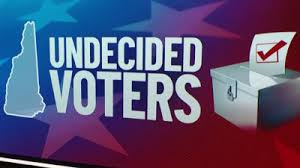 How Will Undecided Voters Change the Election?